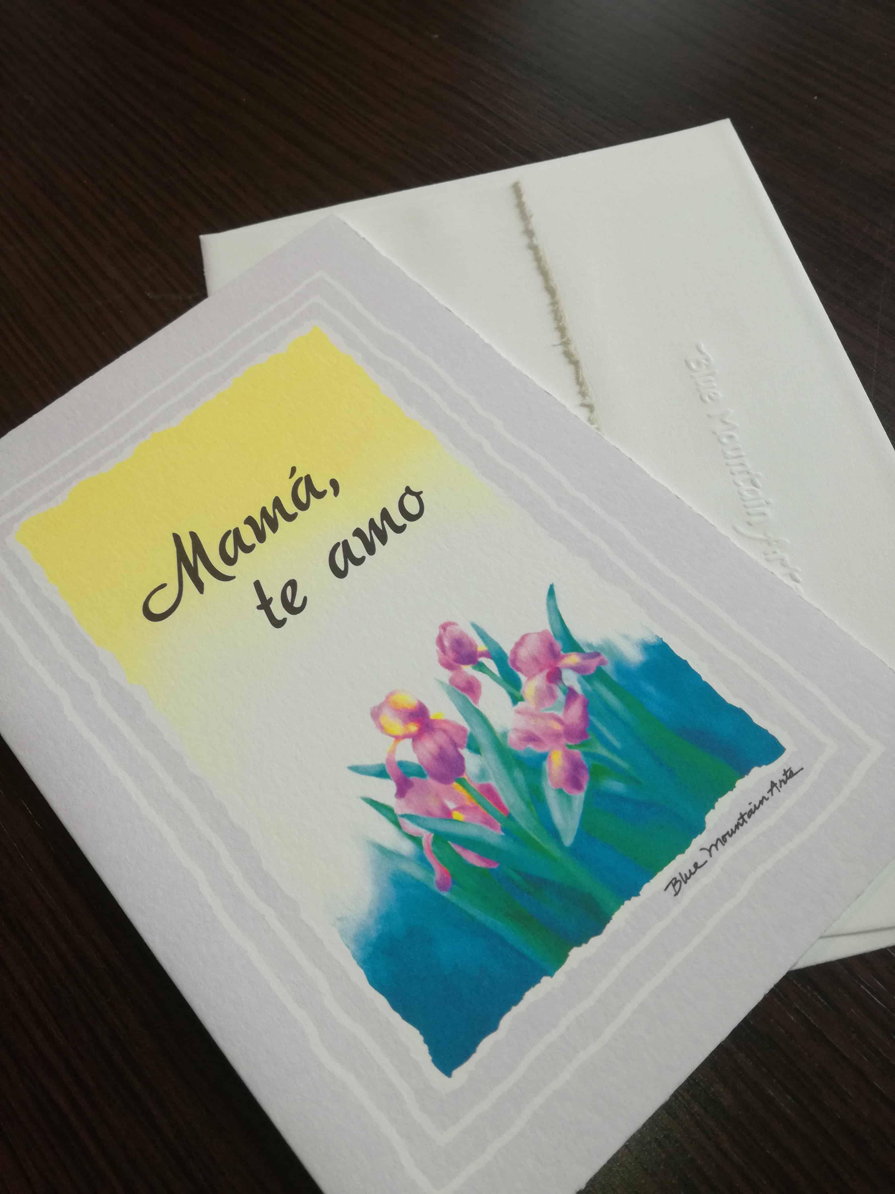tarjetas para una madre especial